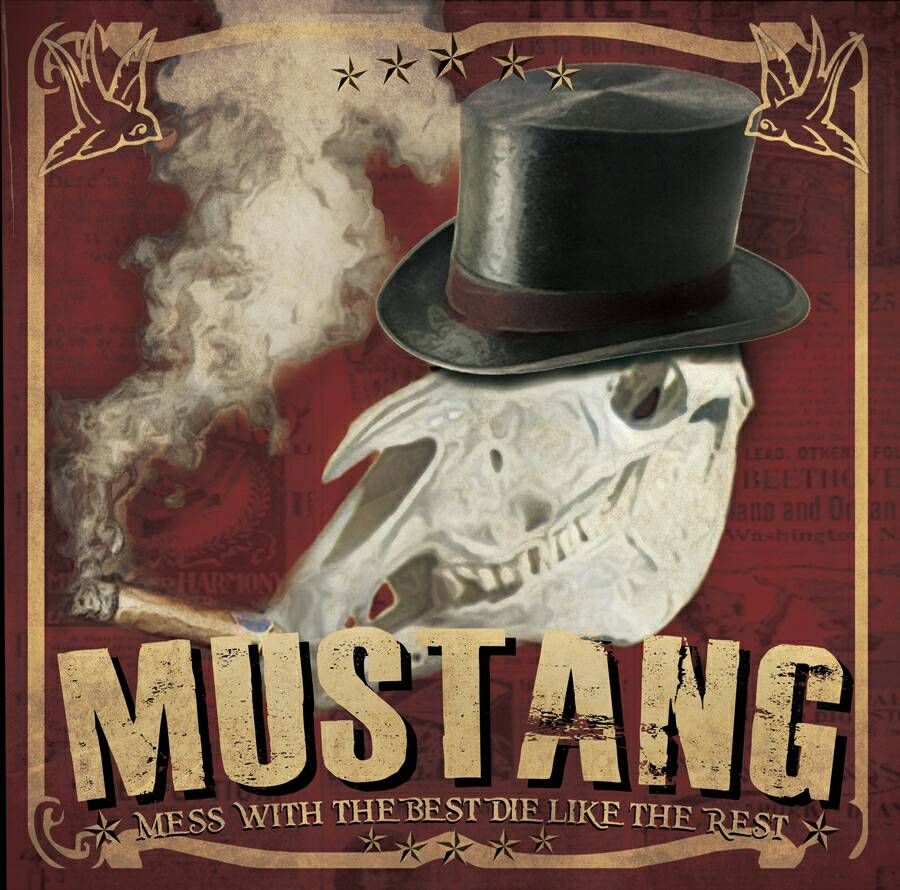 1st EP MUSTANG