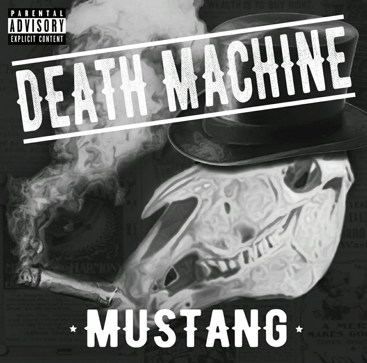 2nd EP DEATH MACHINE