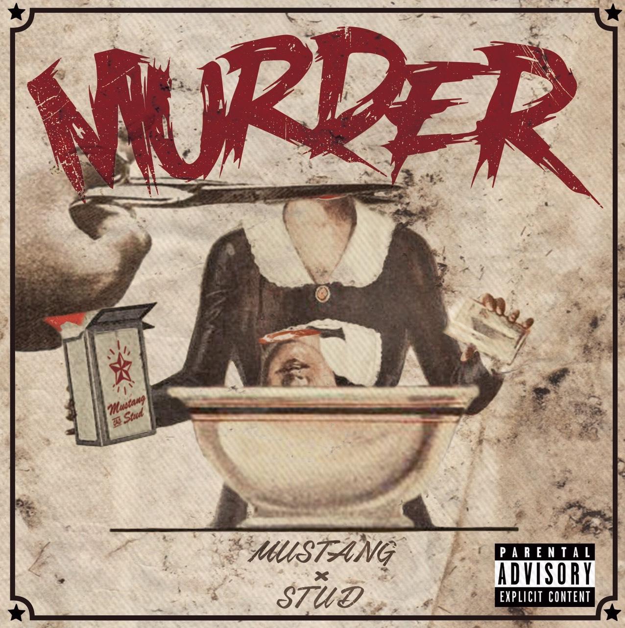 MUSTANG×STUD SPLIT EP【MURDER】